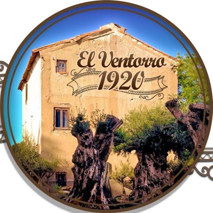 Logotipo El Ventorro1920