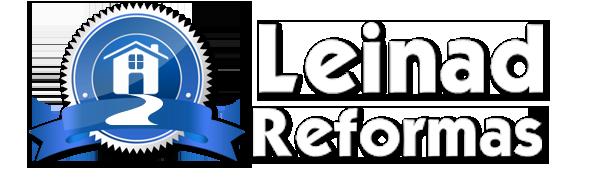 logo reformas madrid leinad