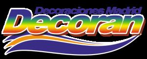 logotipo decoraciones madrid decoran