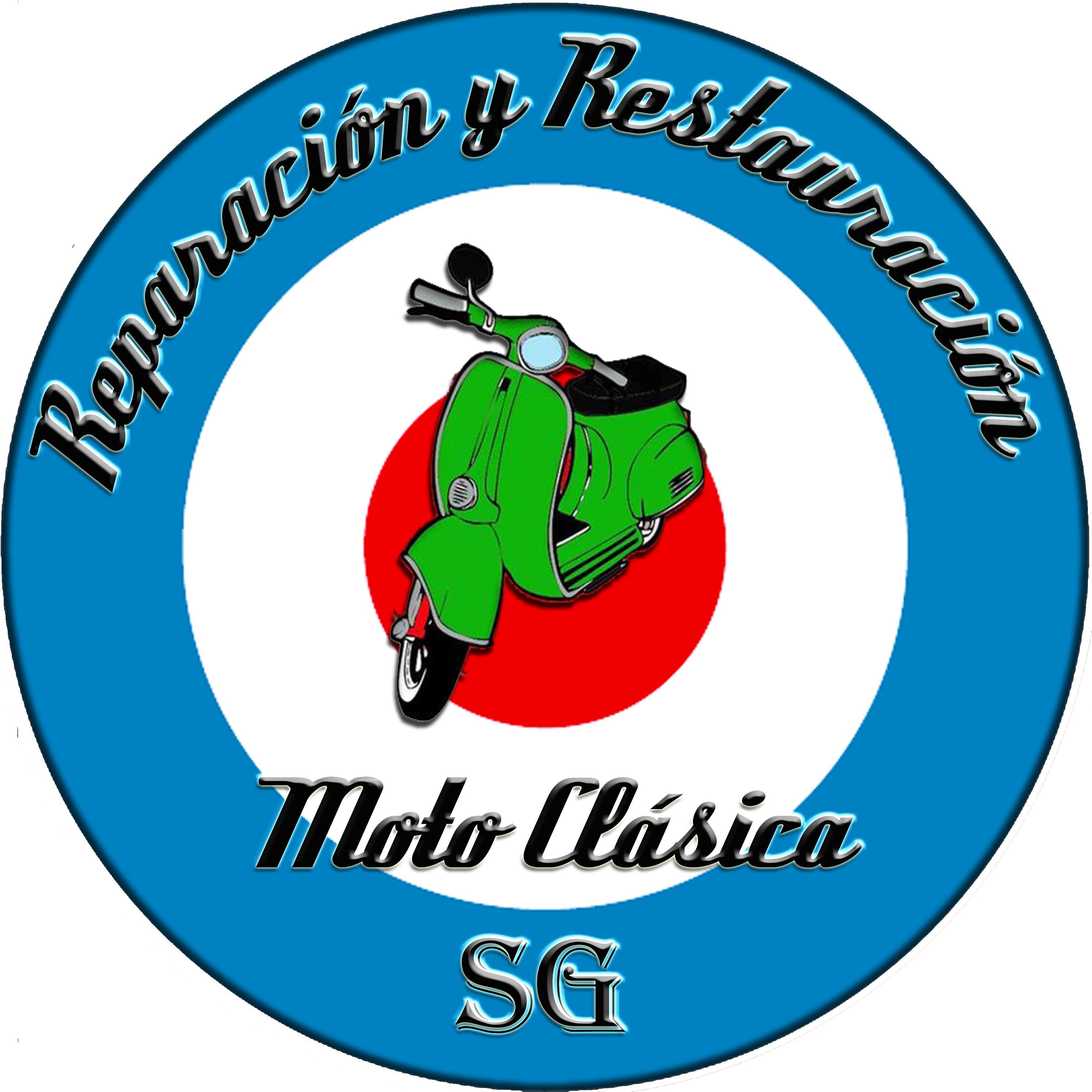 Restauración moto clásica SG