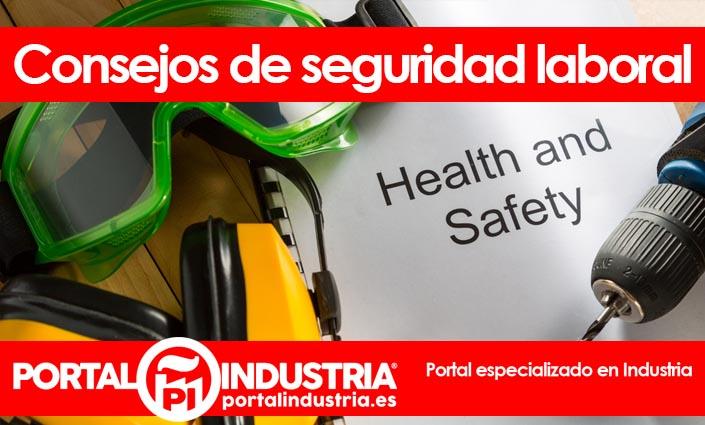 consejos de seguridad laboral