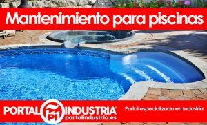 consejos de mantenimiento de piscinas